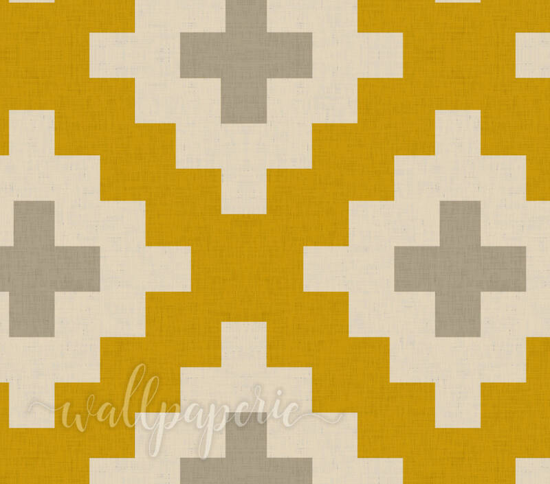 Southwest | Gold and Gray