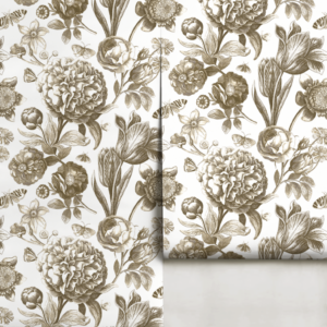Botanical Toile | White
