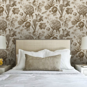 Botanical Toile | Natural